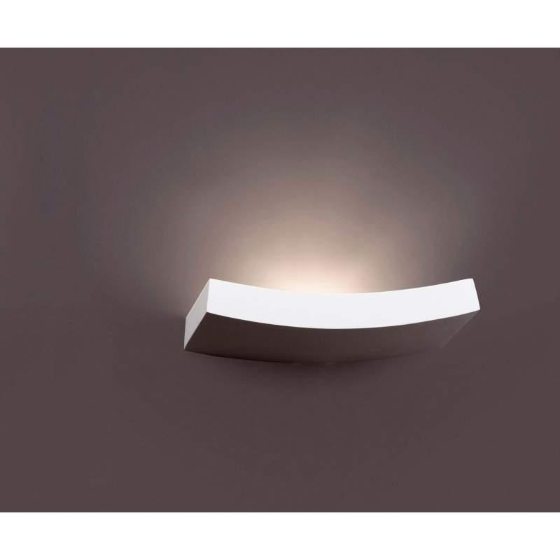 Wall lamp EACO-3 White