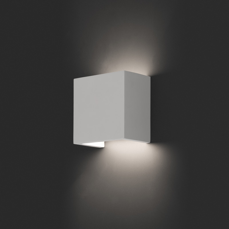 Wall lamp OSLO White