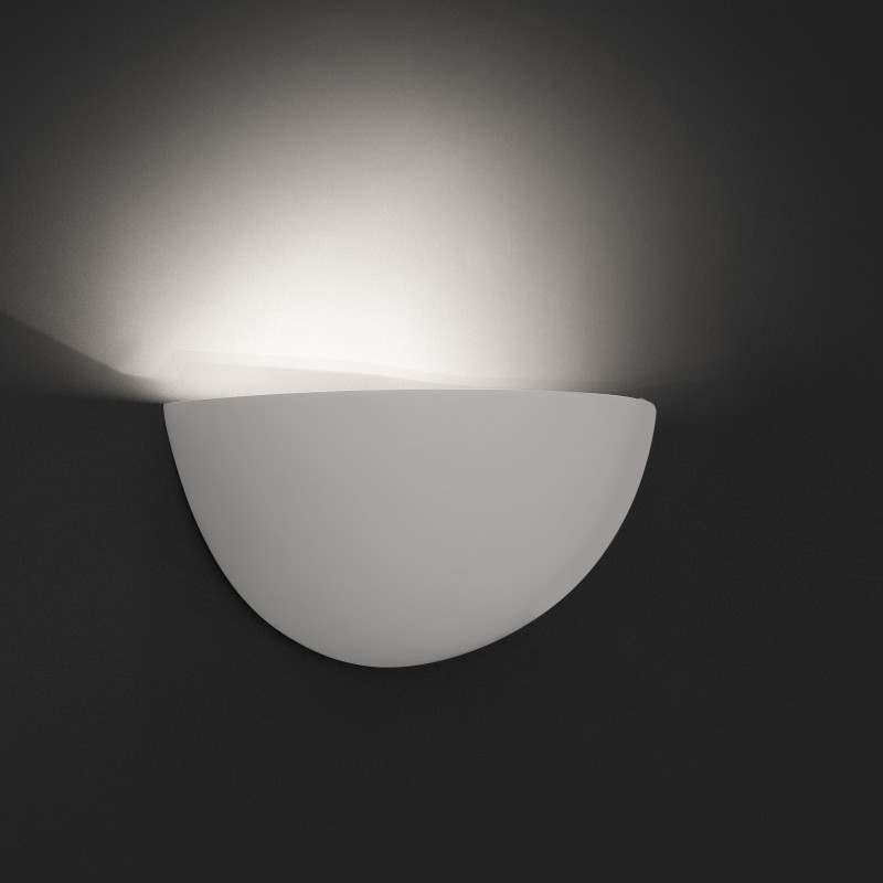 Wall lamp SNOW White