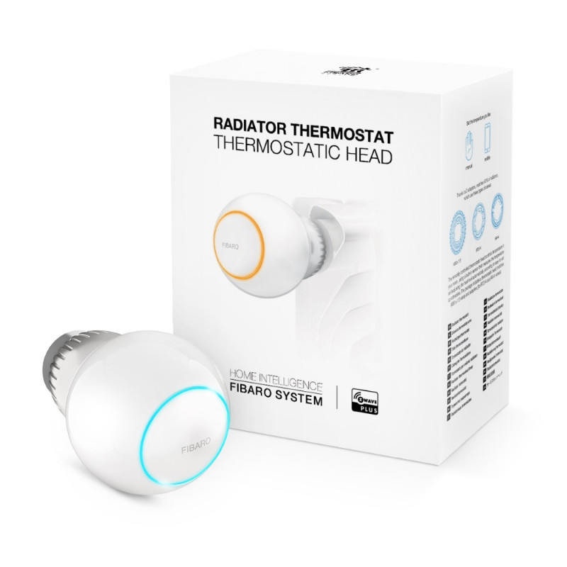FIBARO THE HEAT CONTROLLER / THERMOSTAT