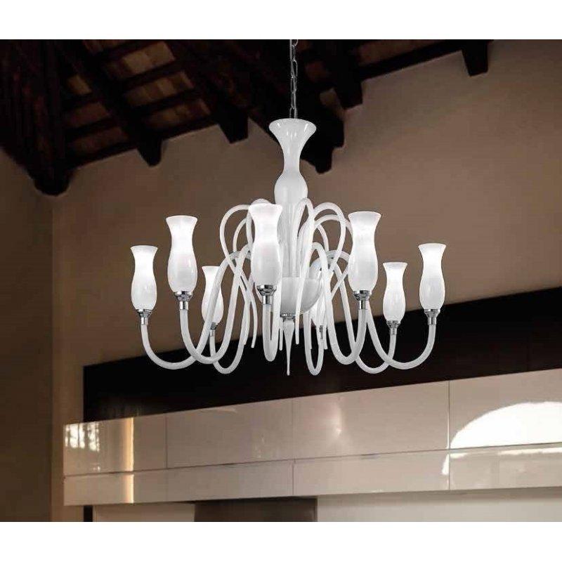 Sylcom Teodato 1020/10 K BL chandelier