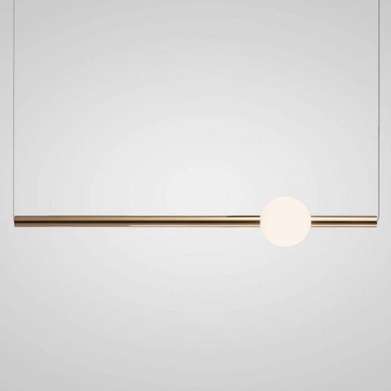 Lee Broom Tube Light ORI0020 Pendant Light