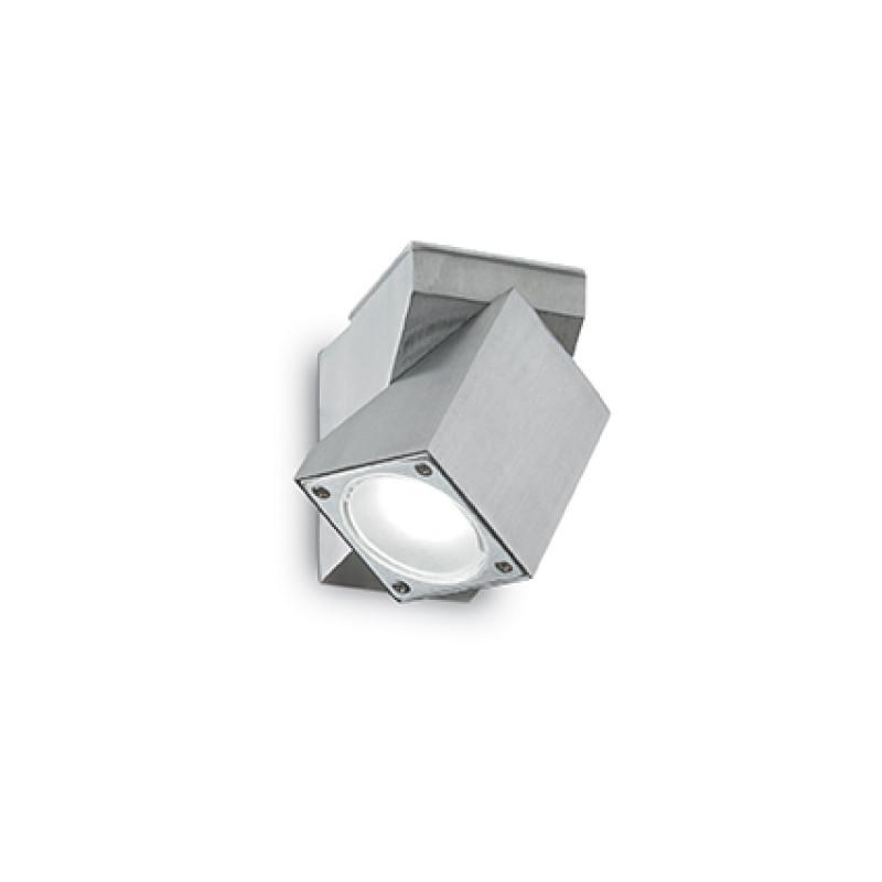 Ceiling-wall lamp ZEUS AP1 Aluminum