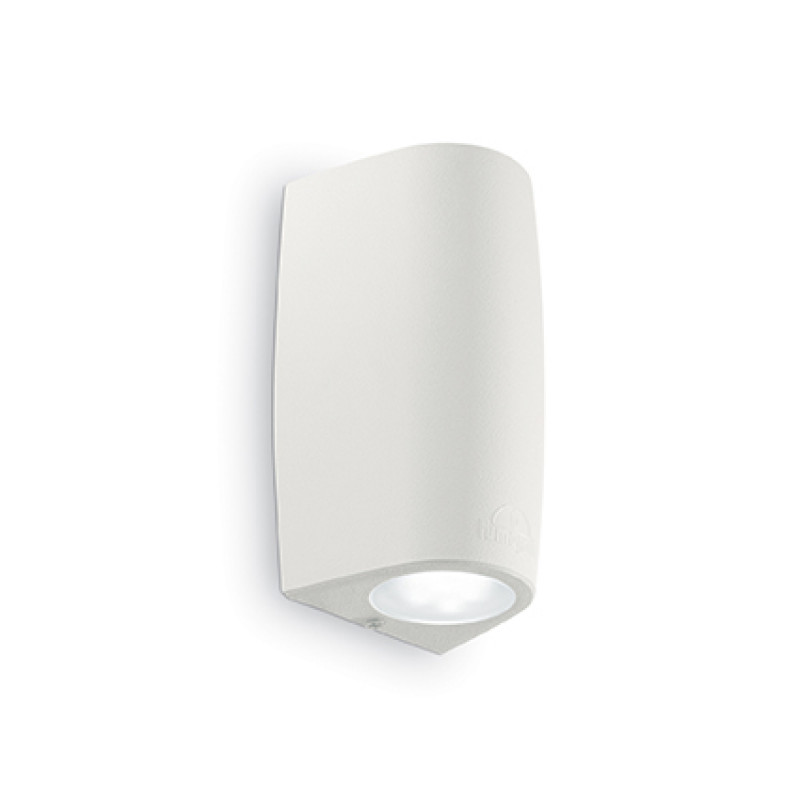 Ceiling-wall lamp KEOPE AP1 Small White