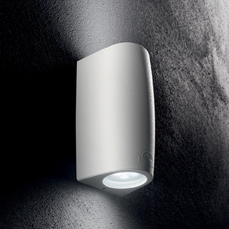 Ceiling-wall lamp KEOPE AP2 Small White