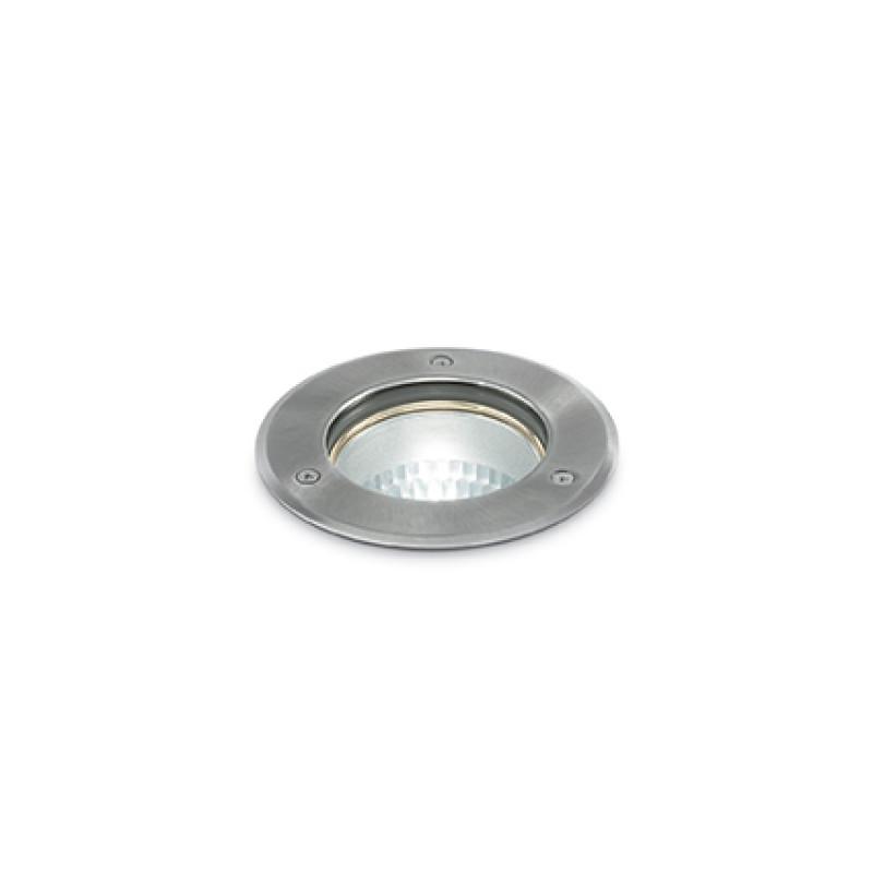 Downlight lamp PARK PT1 Round Small Nickel