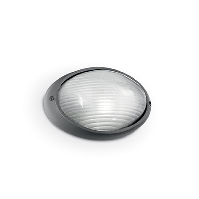 Wall lamp MIKE AP1 Small Anthracite