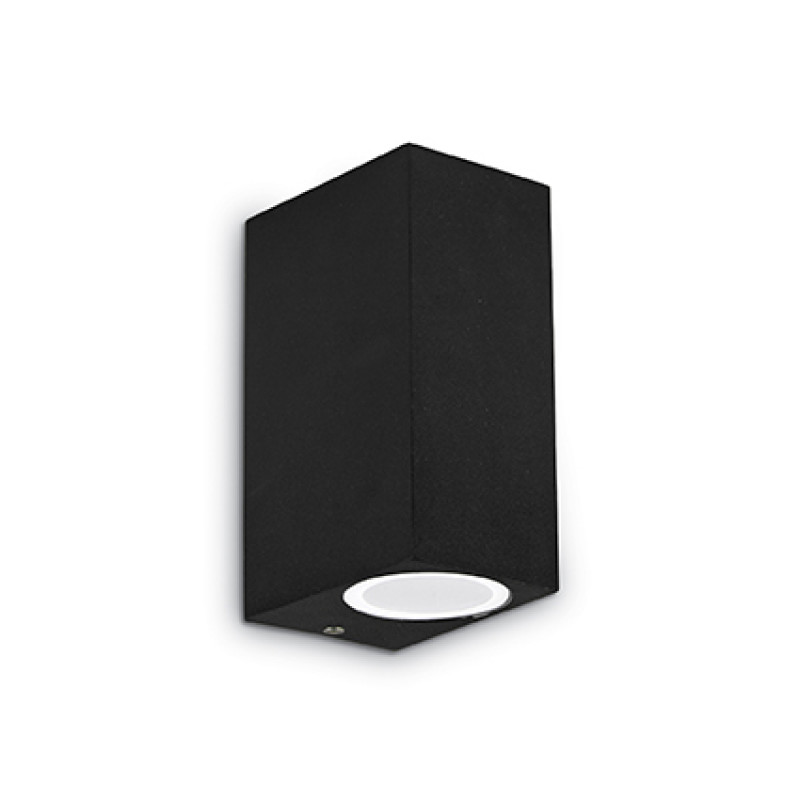 Ceiling-wall lamp UP AP2 Black