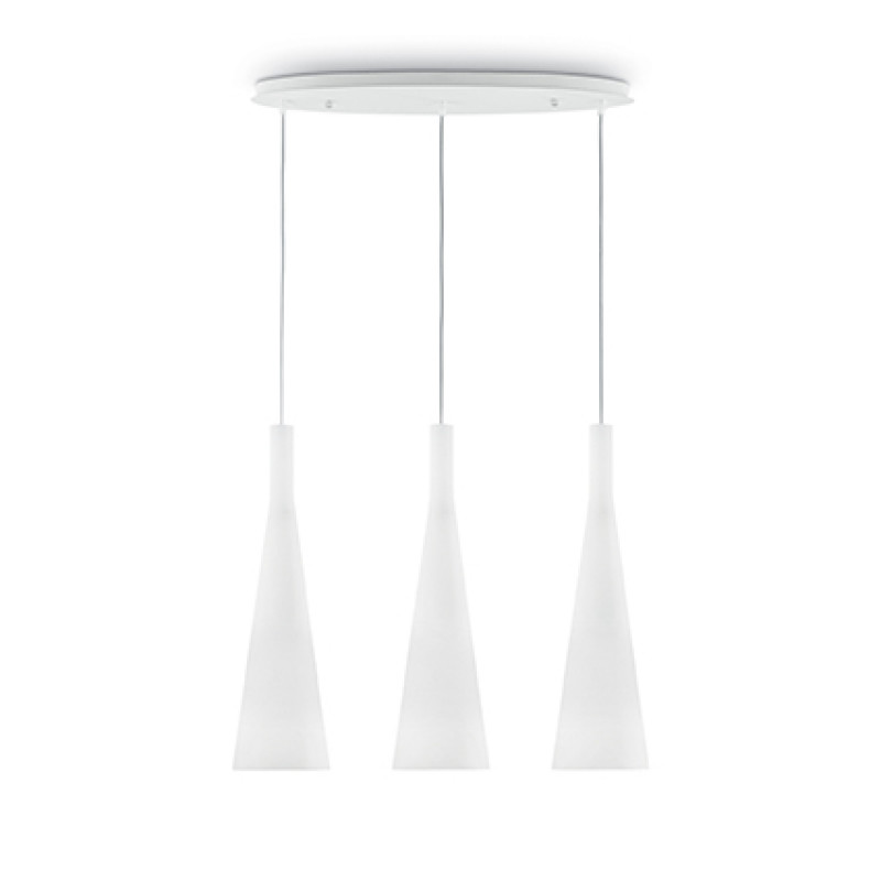 Pendant lamp MILK SP3 White
