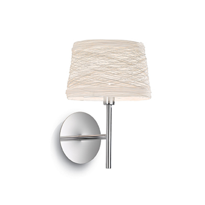 Wall lamp BASKET AP1 White