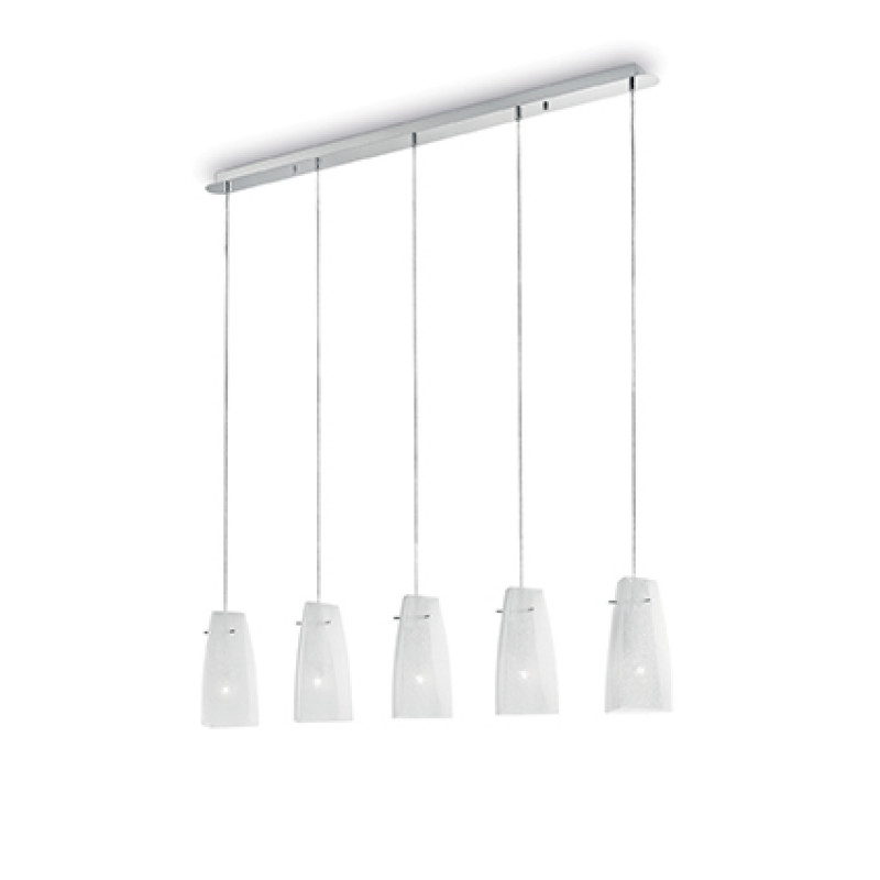 Pendant lamp SUGAR SP5 White