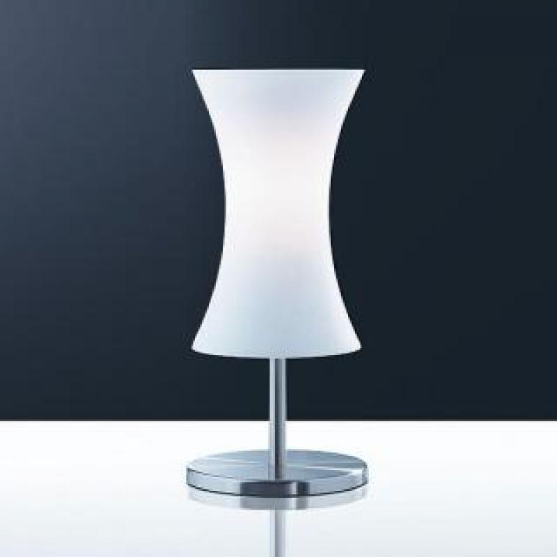 Table lamp ELICA TL1 Nickel