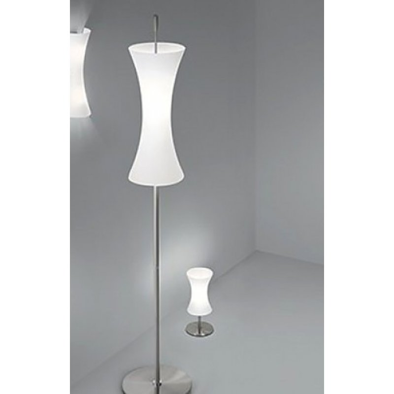 Floor lamp ELICA PT1 Nickel