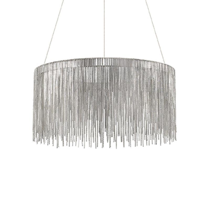 chandeliers VERSUS SP168 Round Chrome