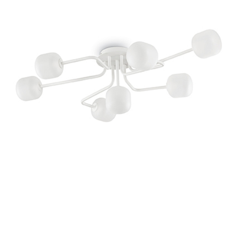 Ceiling lamp MALLOW PL7 White