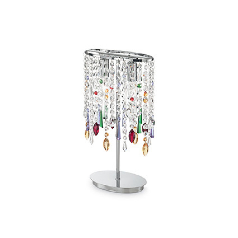 Table lamp RAIN COLOR TL2 Chrome