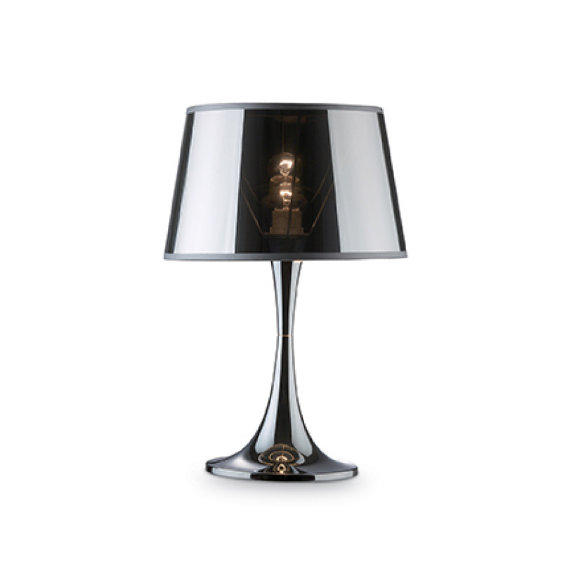 Table lamp LONDON CROMO TL1 Chrome Big