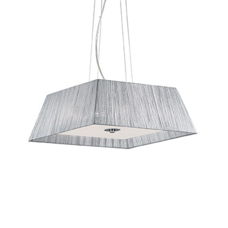 Pendant lamp MISSOURI SP4 Silver