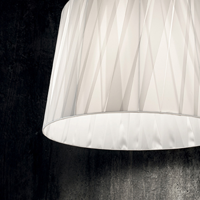Pendant lamp EFFETTI SP5 White