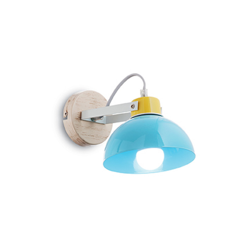 Wall lamp TITTI AP1 Light Blue