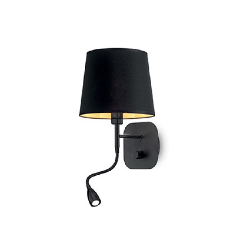 Wall lamp NORDIK AP2 Black