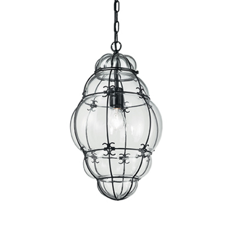 Pendant lamp ANFORA SP1 BIG Black