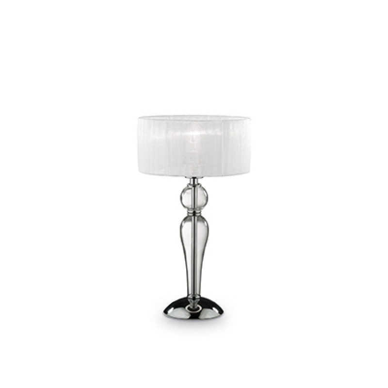 Table lamp DUCHESSA TL1 SMALL Transparent