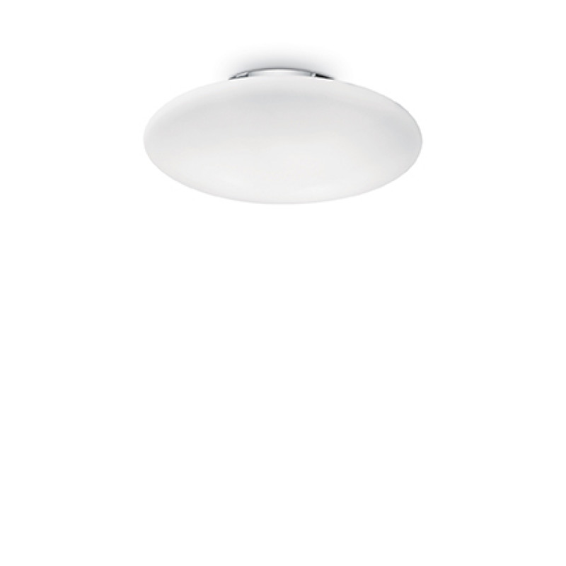 Ceiling lamp SMARTIES BIANCO AP1 White