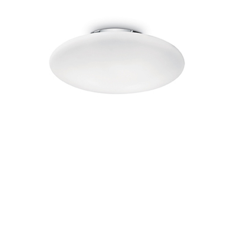 Ceiling lamp SMARTIES BIANCO PL3 D50 White