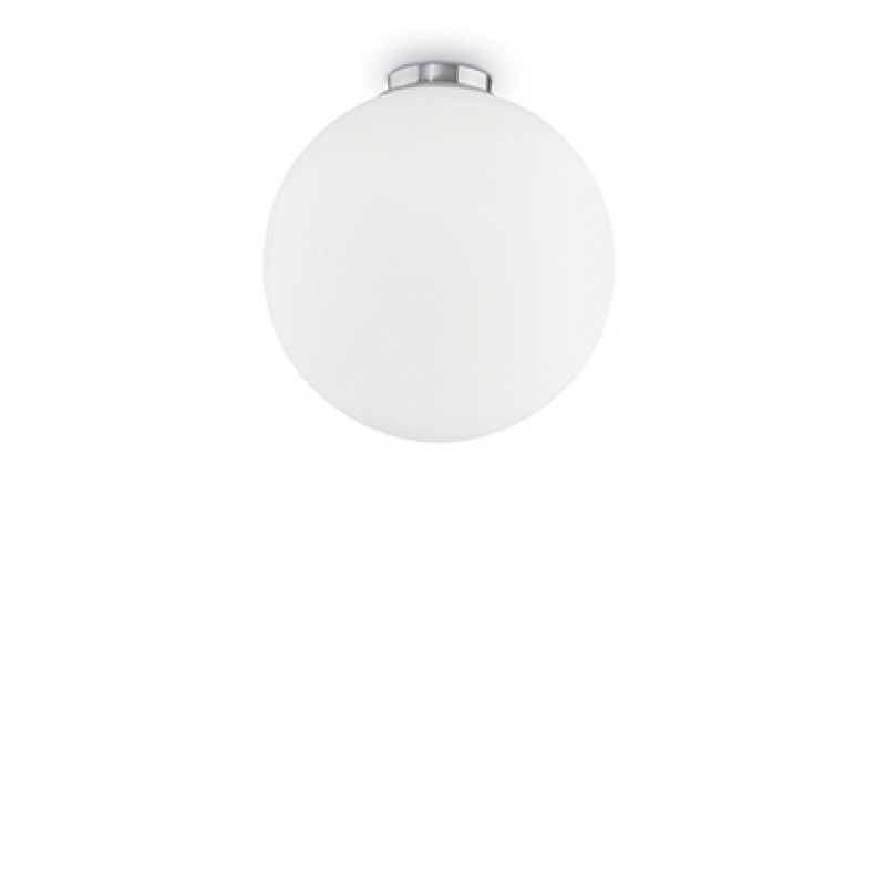 Ceiling lamp MAPA BIANCO PL1 D40 White