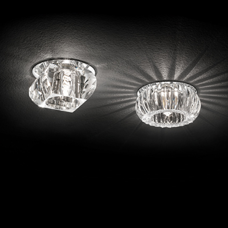 Ceiling lamp SOUL-2 Transparent