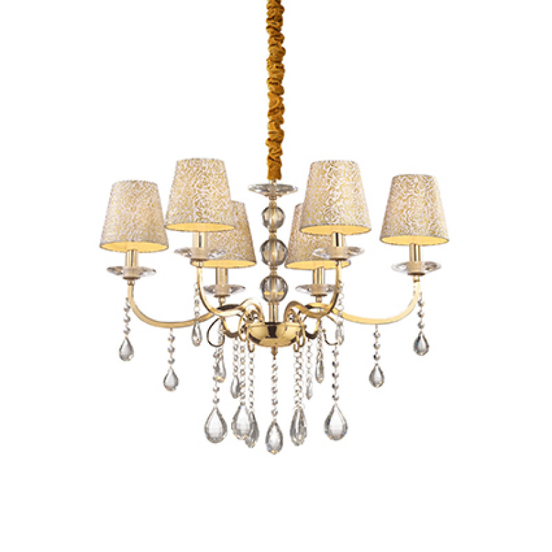 Chandelier PANTHEON SP6