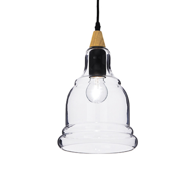 Pendant lamp GRETEL SP1 Black