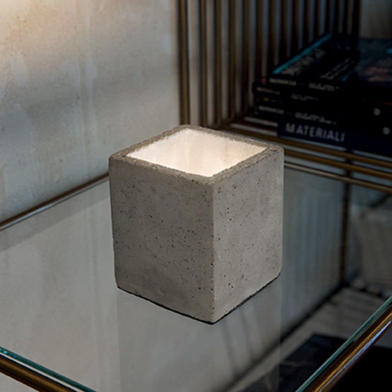 Table lamp KOOL Table TL1 Concrete