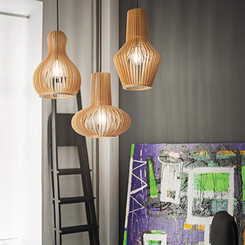 Pendant lamp CITRUS-1 SP1 Wood