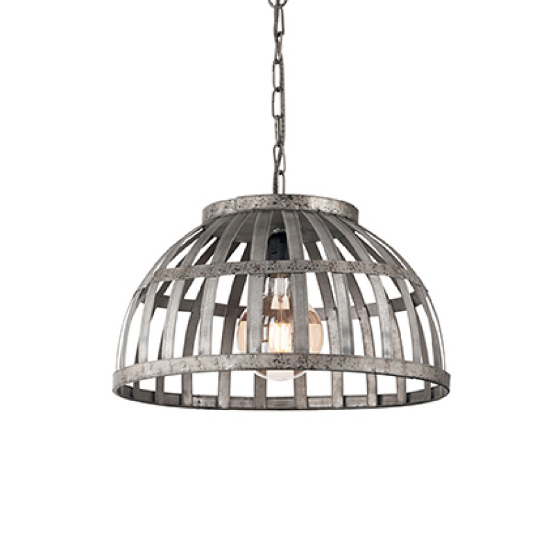 Pendant lamp CESTO SP1 Iron