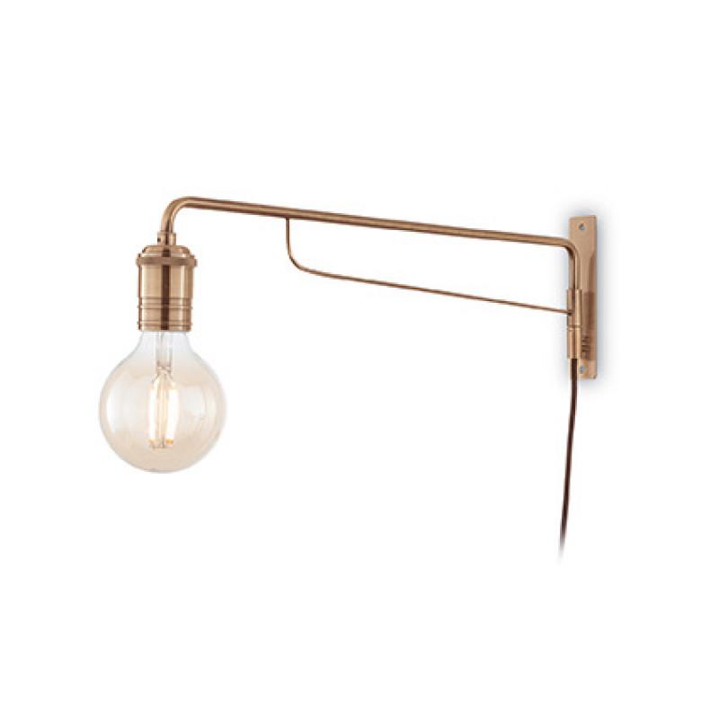 Wall lamp TRIUMPH AP1 Brass