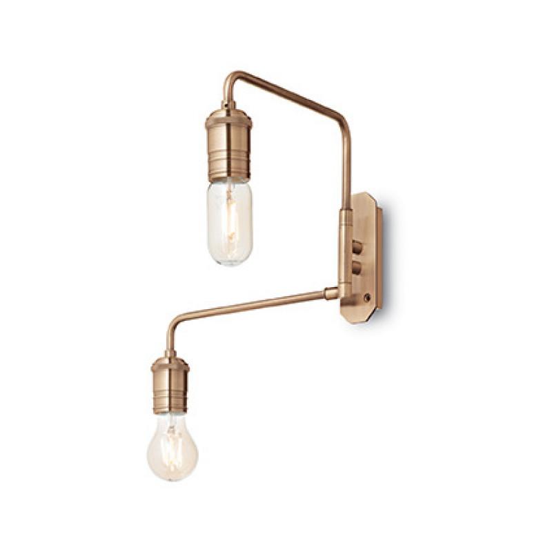 Wall lamp TRIUMPH AP2 Brass