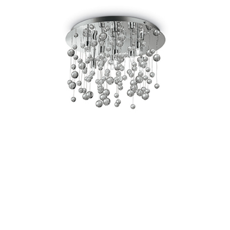 Ceiling lamp NEVE PL8 Chrome