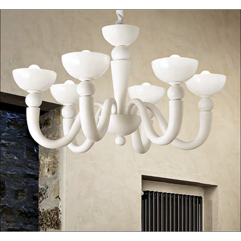 Chandelier BON BON SP6 White