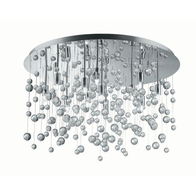 Ceiling lamp NEVE PL12 Chrome