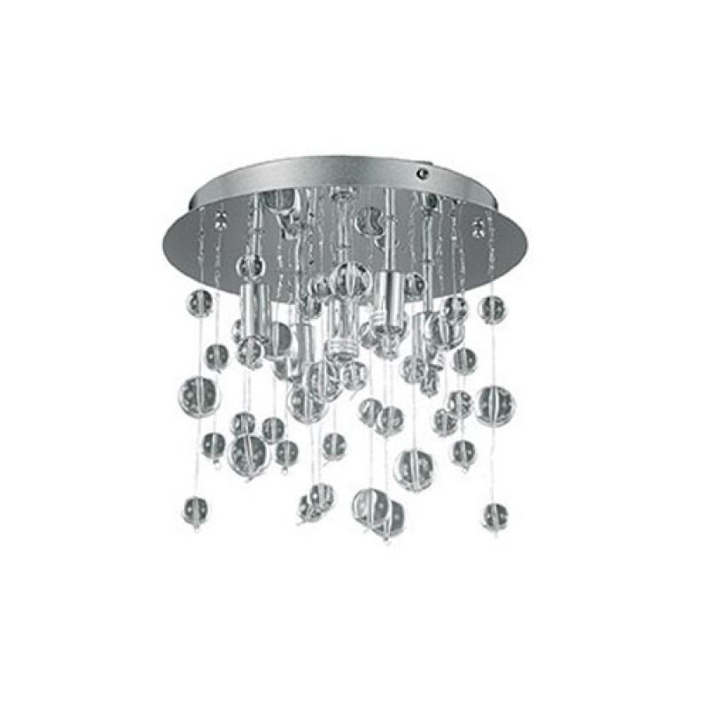Ceiling lamp NEVE PL5 Chrome