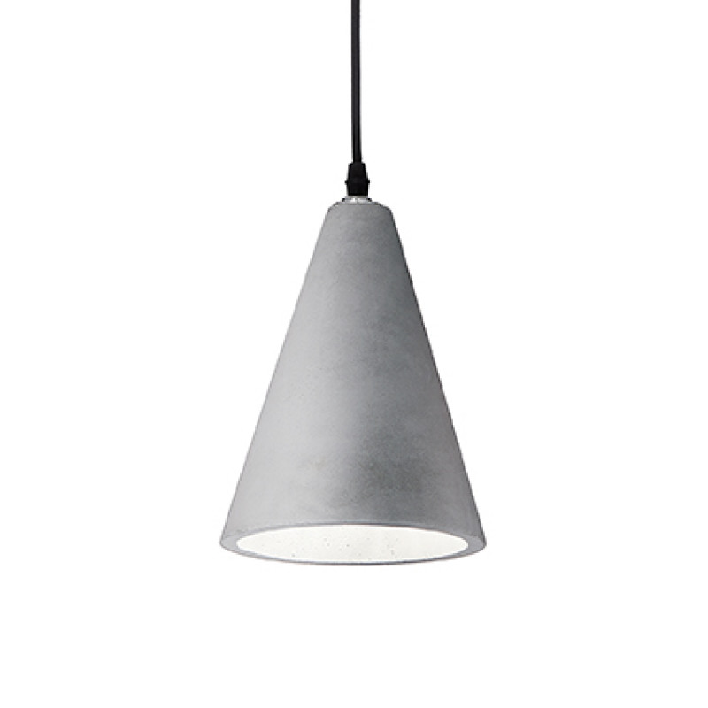 Pendant lamp OIL-2 SP1 Concrete