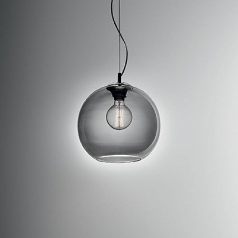 Pendant lamp NEMO SP1 D50 Smoked Glass
