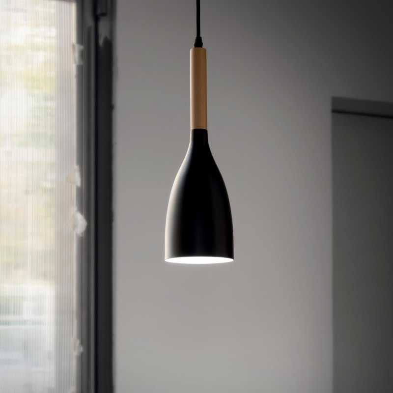 Pendant lamp MANHATTAN SP1 White