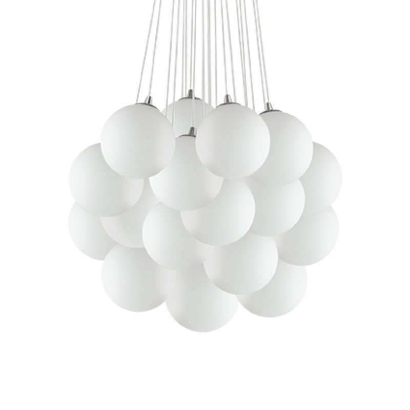 Pendant lamp MAPA BIANCO SP22 White