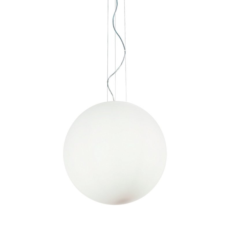 Pendant lamp MAPA BIANCO SP1 D50 White