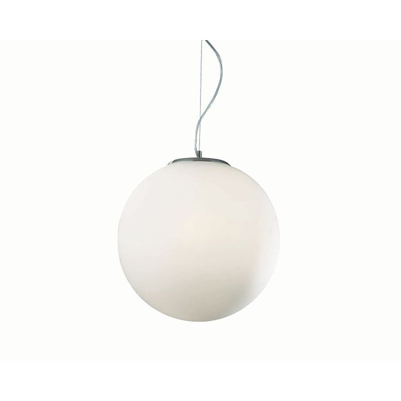 Pendant lamp MAPA BIANCO SP1 D30 White