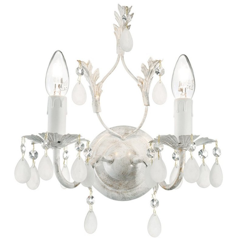Wall lamp CASCINA AP2 Antique White