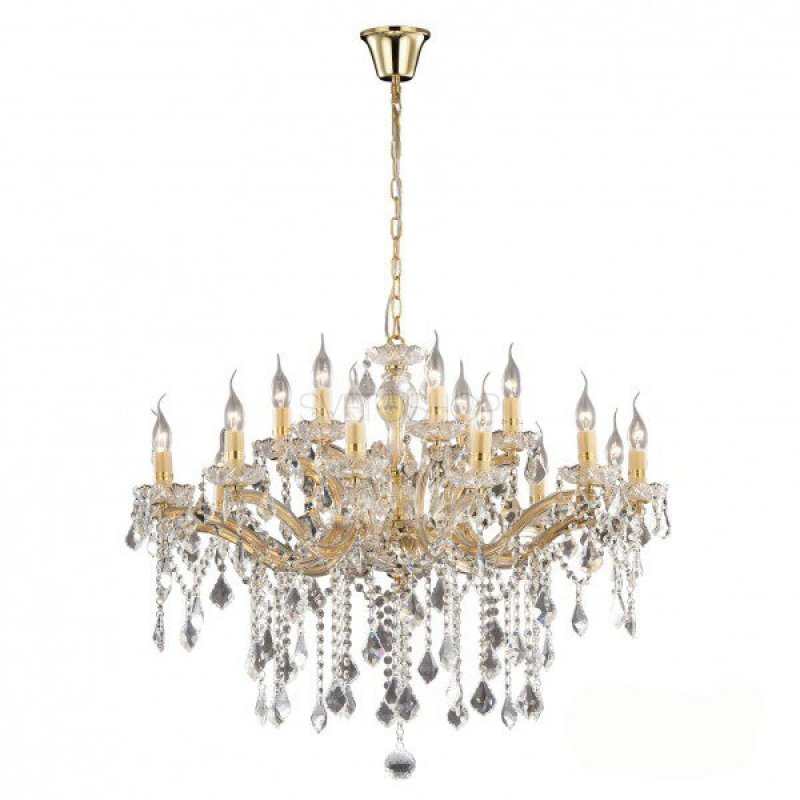 Chandelier FLORIAN SP18 Chrome